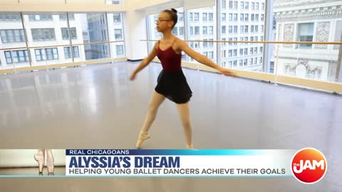 Real Chicagoan | Helping Ballet Dancers Achieve their Goals